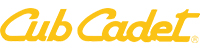 Cub Cadet Logo garden machinery